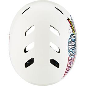 O'Neal Dirt Lid Helmet Barn junkie (white)